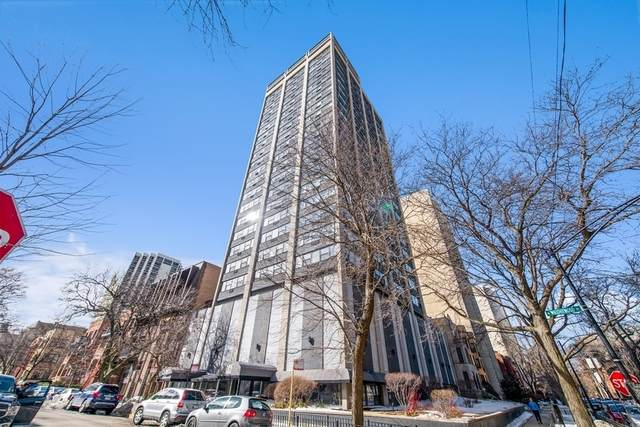 2700 N Hampden Court 20A, Chicago, IL 60614 (MLS #11002626) :: The Perotti Group