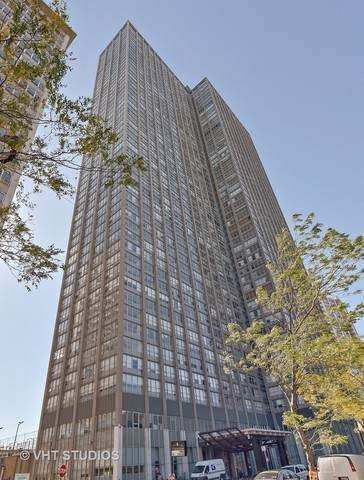 655 W Irving Park Road #1508, Chicago, IL 60613 (MLS #11002706) :: The Perotti Group