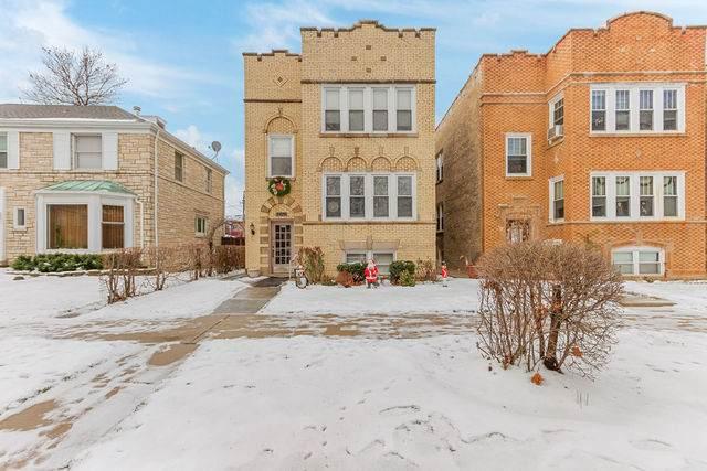 5816 N Bernard Street, Chicago, IL 60659 (MLS #11003032) :: RE/MAX Next