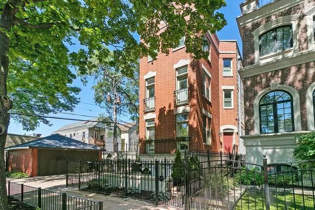 1542 W George Street B, Chicago, IL 60657 (MLS #11003072) :: Lewke Partners