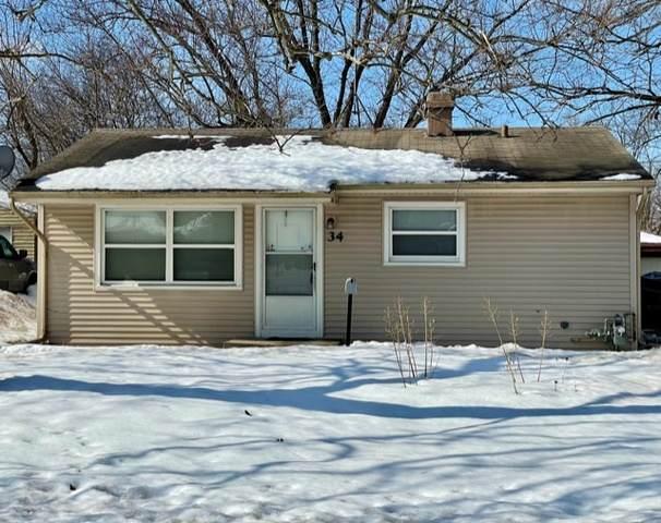34 Hickory Drive, Carpentersville, IL 60110 (MLS #11003493) :: Suburban Life Realty