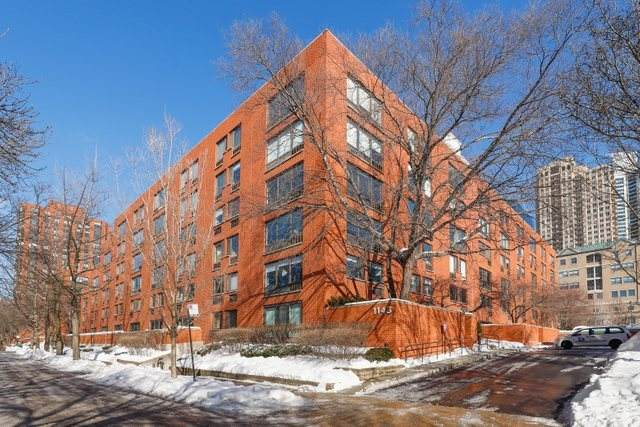 1143 S Plymouth Court #303, Chicago, IL 60605 (MLS #11003623) :: RE/MAX Next