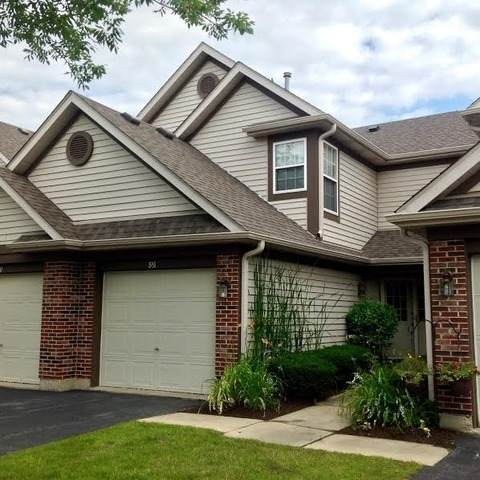 1991 Persimmon Court, Schaumburg, IL 60193 (MLS #11003633) :: The Dena Furlow Team - Keller Williams Realty