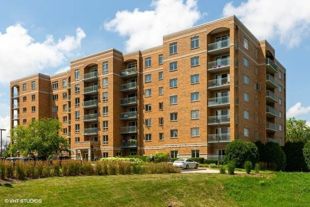 6815 N Milwaukee Avenue #110, Niles, IL 60714 (MLS #11003954) :: The Wexler Group at Keller Williams Preferred Realty