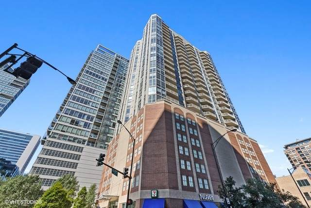 645 N Kingsbury Street #1001, Chicago, IL 60610 (MLS #11003962) :: The Perotti Group