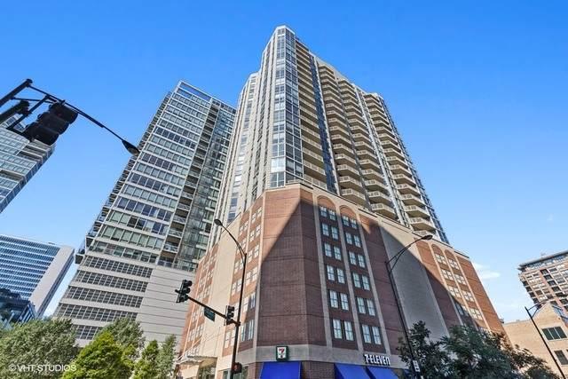 645 N Kingsbury Street #1001, Chicago, IL 60610 (MLS #11003962) :: Lewke Partners