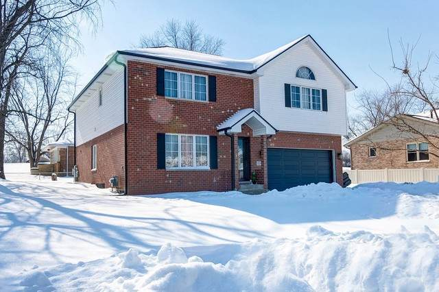5309 Christopher Drive, Oak Forest, IL 60452 (MLS #11004442) :: Touchstone Group