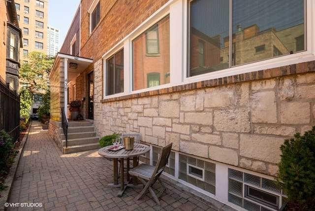 435 W Roscoe Street, Chicago, IL 60657 (MLS #11004560) :: RE/MAX Next