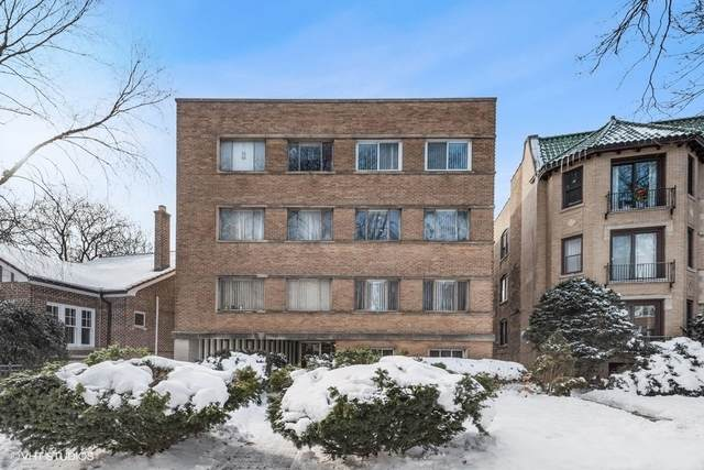 7306 N Ridge Boulevard 2B, Chicago, IL 60645 (MLS #11004890) :: RE/MAX Next