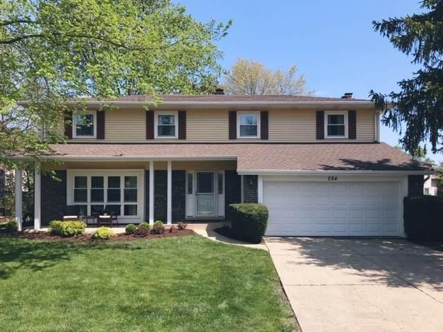 284 University Drive, Buffalo Grove, IL 60089 (MLS #11005210) :: Ani Real Estate