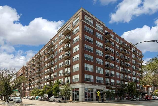 6 S Laflin Street #518, Chicago, IL 60607 (MLS #11005258) :: Lewke Partners