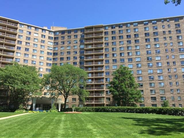 7141 N Kedzie Avenue #704, Chicago, IL 60645 (MLS #11005288) :: RE/MAX Next