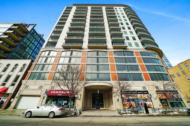 340 W Superior Street #1006, Chicago, IL 60654 (MLS #11005438) :: RE/MAX Next