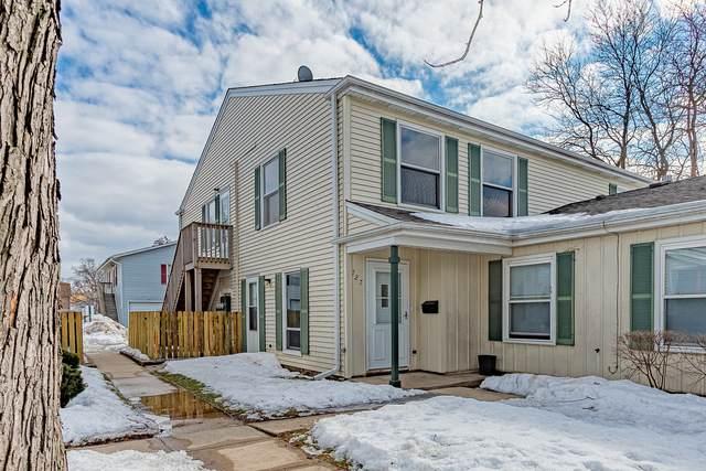 727 Wellington Avenue #0, Elk Grove Village, IL 60007 (MLS #11005784) :: Jacqui Miller Homes