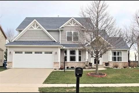 1304 Fieldstone Drive, Savoy, IL 61874 (MLS #11005851) :: The Dena Furlow Team - Keller Williams Realty