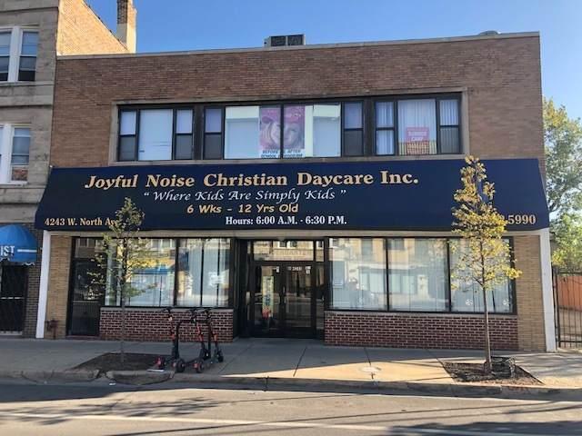 4243 W North Avenue, Chicago, IL 60638 (MLS #11006023) :: The Dena Furlow Team - Keller Williams Realty