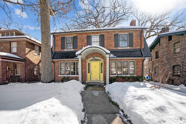 1655 W 104th Street, Chicago, IL 60643 (MLS #11006337) :: The Dena Furlow Team - Keller Williams Realty