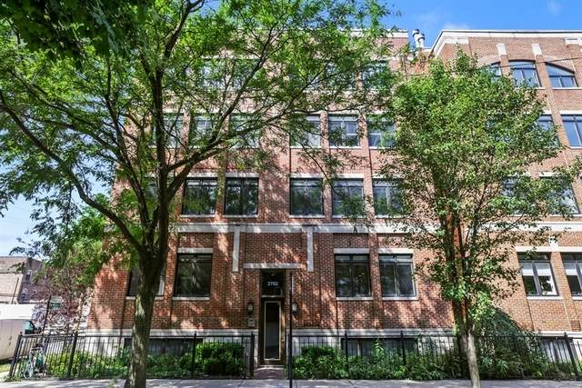 2702 N Lehmann Court 1S, Chicago, IL 60614 (MLS #11006404) :: The Perotti Group