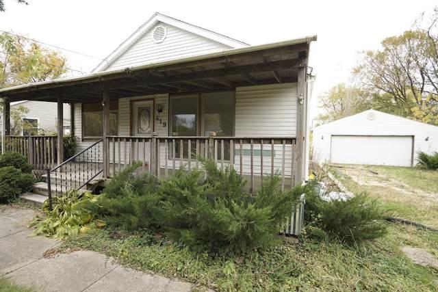 419 Garver Avenue, Rockford, IL 61102 (MLS #11006527) :: The Dena Furlow Team - Keller Williams Realty