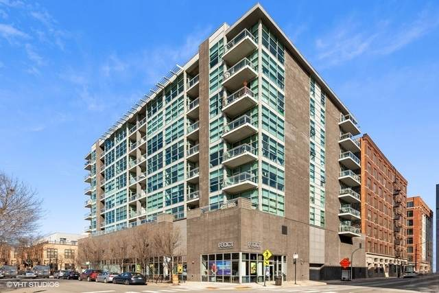 225 S Sangamon Street #609, Chicago, IL 60607 (MLS #11006570) :: The Perotti Group