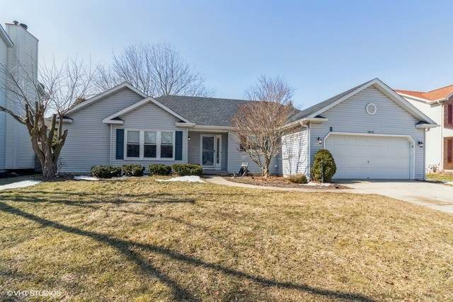 1815 Chestnut Hill Road, Plainfield, IL 60586 (MLS #11007190) :: The Dena Furlow Team - Keller Williams Realty