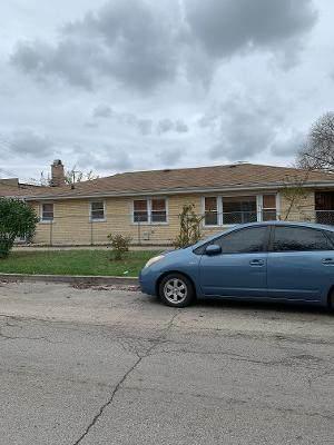 7801 S Sawyer Avenue, Chicago, IL 60652 (MLS #11007287) :: Janet Jurich