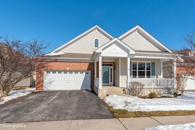 5944 Eton Drive, Hoffman Estates, IL 60192 (MLS #11007527) :: Ani Real Estate