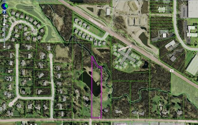 16160 W Port Clinton Road, Lincolnshire, IL 60069 (MLS #11007736) :: The Dena Furlow Team - Keller Williams Realty