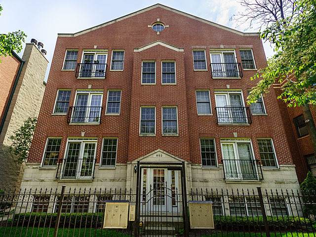 853 W Lakeside Place 2E, Chicago, IL 60640 (MLS #11007885) :: The Perotti Group