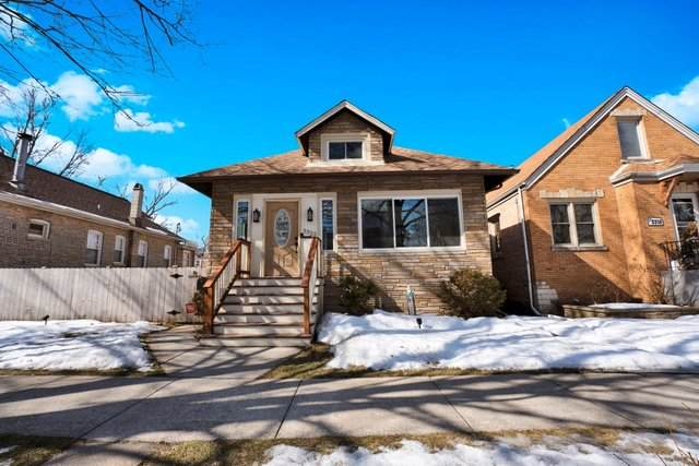 3322 Wenonah Avenue, Berwyn, IL 60402 (MLS #11008697) :: Carolyn and Hillary Homes