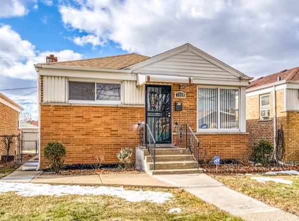 7828 S Sawyer Avenue, Chicago, IL 60652 (MLS #11008709) :: Janet Jurich