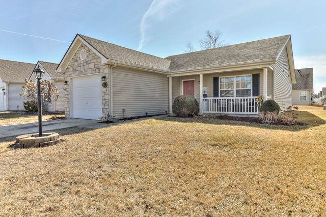 613 Luria Lane, Champaign, IL 61822 (MLS #11009800) :: The Spaniak Team