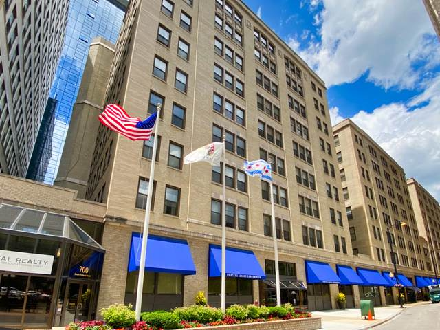 680 S Federal Street #903, Chicago, IL 60605 (MLS #11009865) :: The Spaniak Team