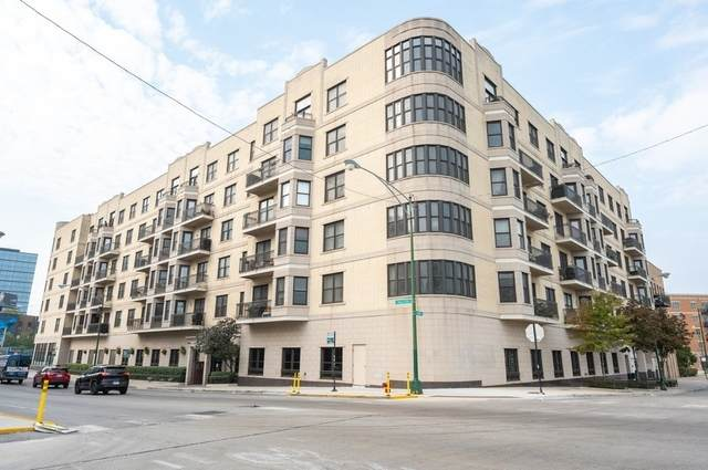 520 N Halsted Street #510, Chicago, IL 60642 (MLS #11010098) :: The Perotti Group