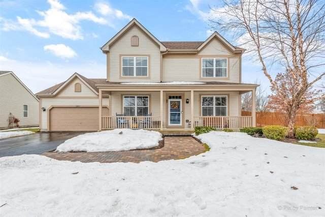 2837 Culver Lane, West Chicago, IL 60185 (MLS #11010158) :: The Perotti Group