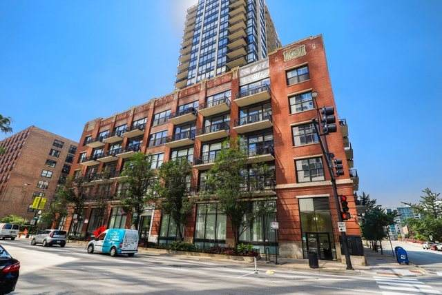 210 S Desplaines Street #903, Chicago, IL 60661 (MLS #11010616) :: The Spaniak Team