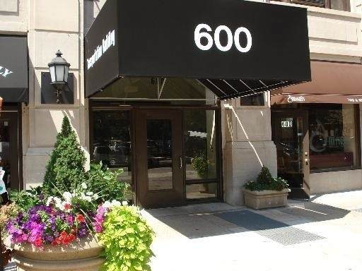 600 S Dearborn Street #2116, Chicago, IL 60605 (MLS #11010815) :: The Perotti Group