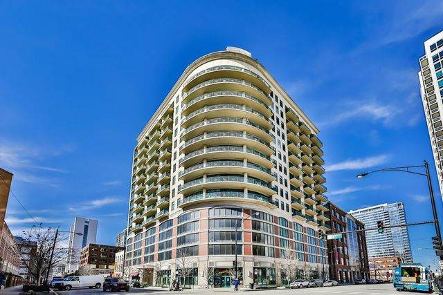 340 W Superior Street #1407, Chicago, IL 60654 (MLS #11011012) :: Charles Rutenberg Realty