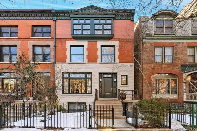 2144 N Cleveland Avenue, Chicago, IL 60614 (MLS #11011038) :: Charles Rutenberg Realty