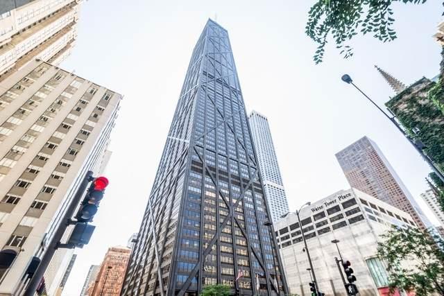 175 E Delaware Place #5002, Chicago, IL 60611 (MLS #11011550) :: The Perotti Group