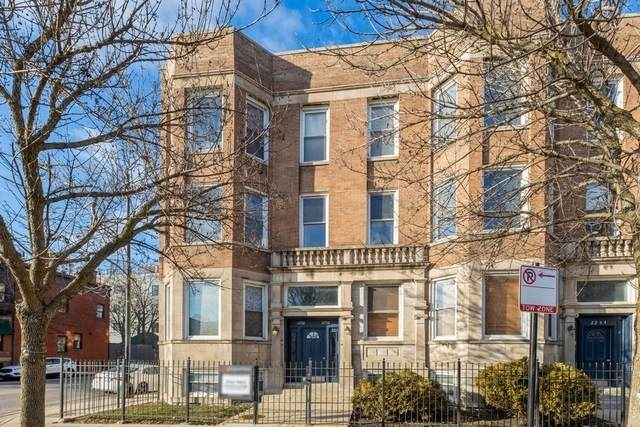 2258 W Adams Street #2, Chicago, IL 60612 (MLS #11011705) :: The Perotti Group