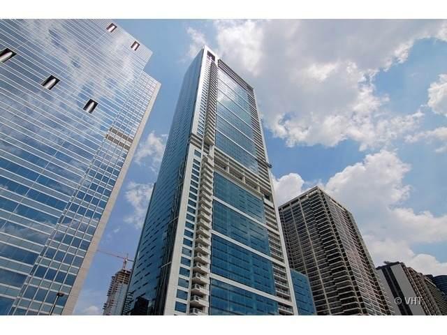 340 E Randolph Street #2904, Chicago, IL 60601 (MLS #11011907) :: The Perotti Group