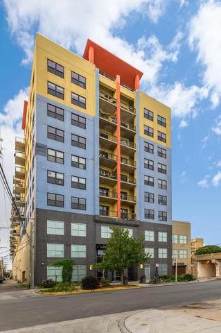 1122 W Catalpa Avenue #417, Chicago, IL 60640 (MLS #11011913) :: The Perotti Group