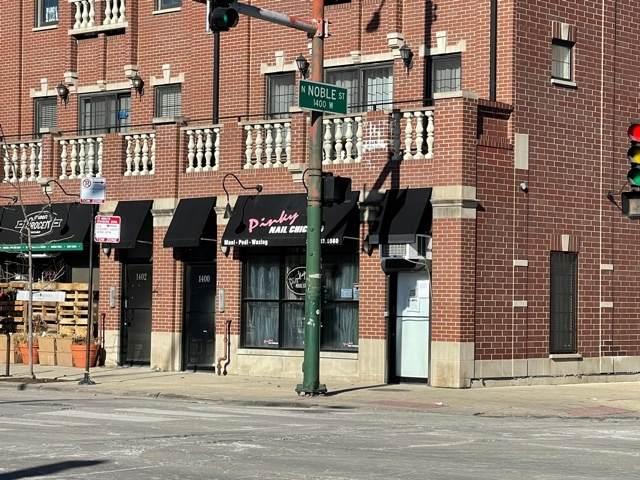 1400 W Grand Avenue, Chicago, IL 60622 (MLS #11011985) :: The Perotti Group