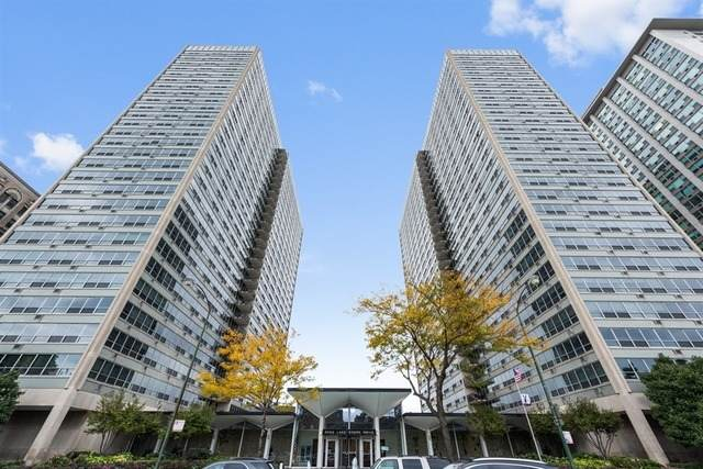 3550 N Lake Shore Drive #2514, Chicago, IL 60657 (MLS #11012160) :: The Perotti Group