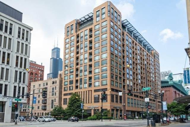 520 S State Street #1217, Chicago, IL 60605 (MLS #11012325) :: The Spaniak Team