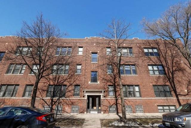 1504 W Roscoe Street 1W, Chicago, IL 60657 (MLS #11012363) :: The Perotti Group