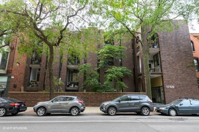 1750 N Wells Street #202, Chicago, IL 60614 (MLS #11012381) :: The Perotti Group