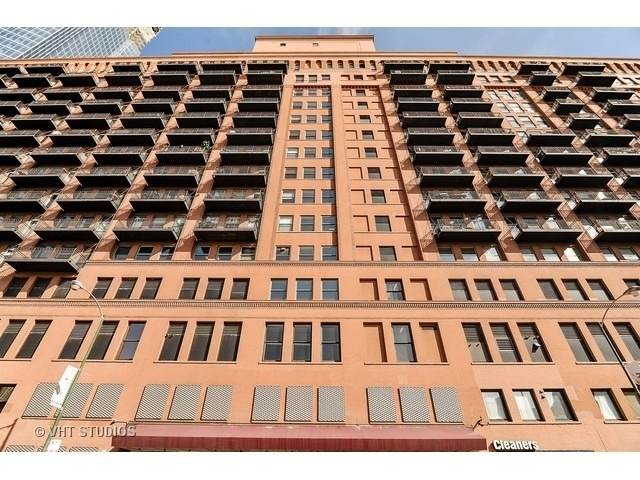 165 N Canal Street #918, Chicago, IL 60606 (MLS #11012482) :: The Spaniak Team