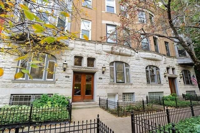 1041 W Belden Avenue 3D, Chicago, IL 60614 (MLS #11012605) :: The Perotti Group
